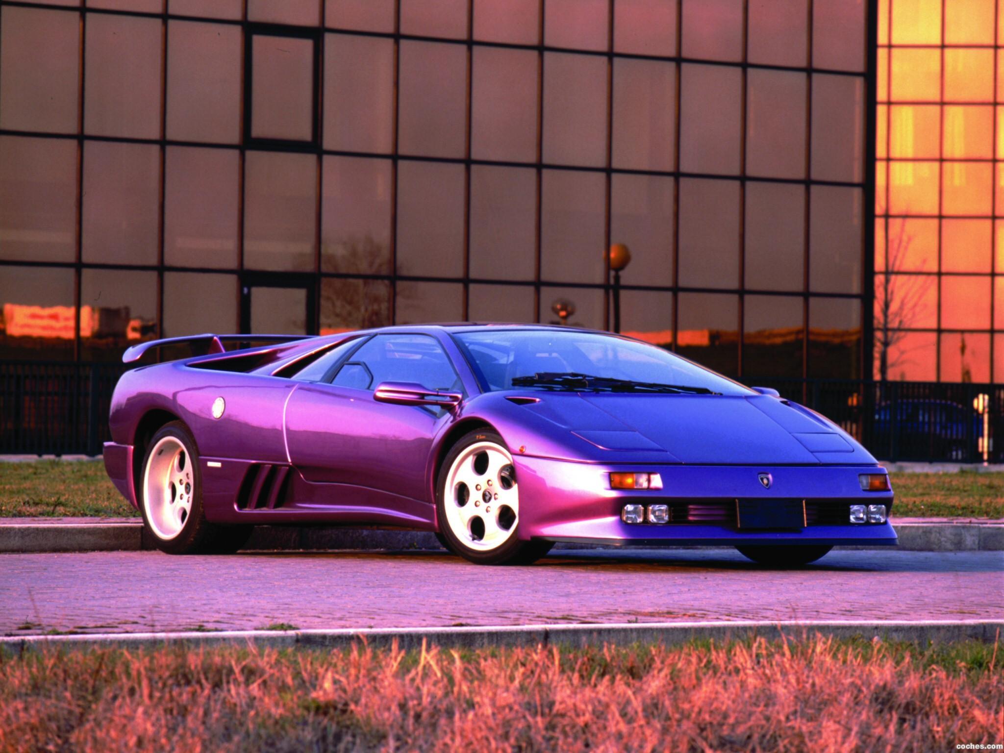 Foto 0 de Lamborghini Diablo SE 1994