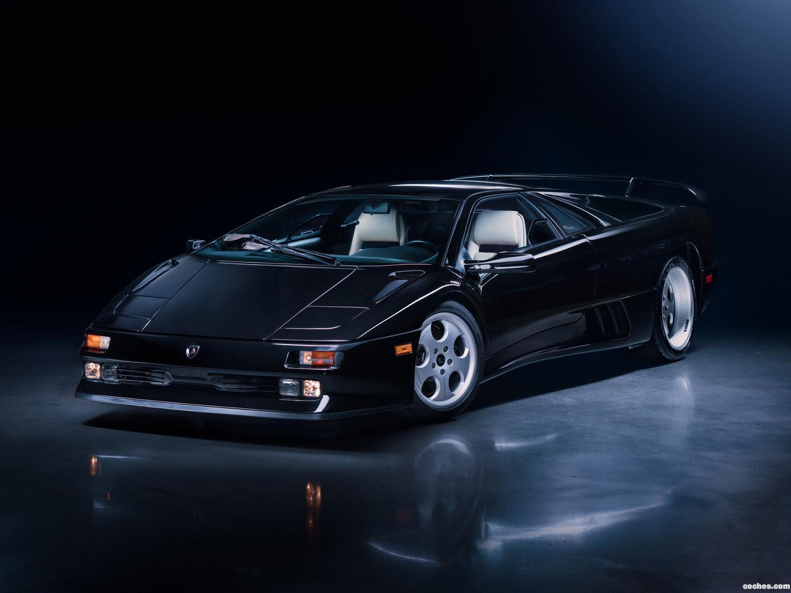 Foto 7 de Lamborghini Diablo SE30 USA  1994