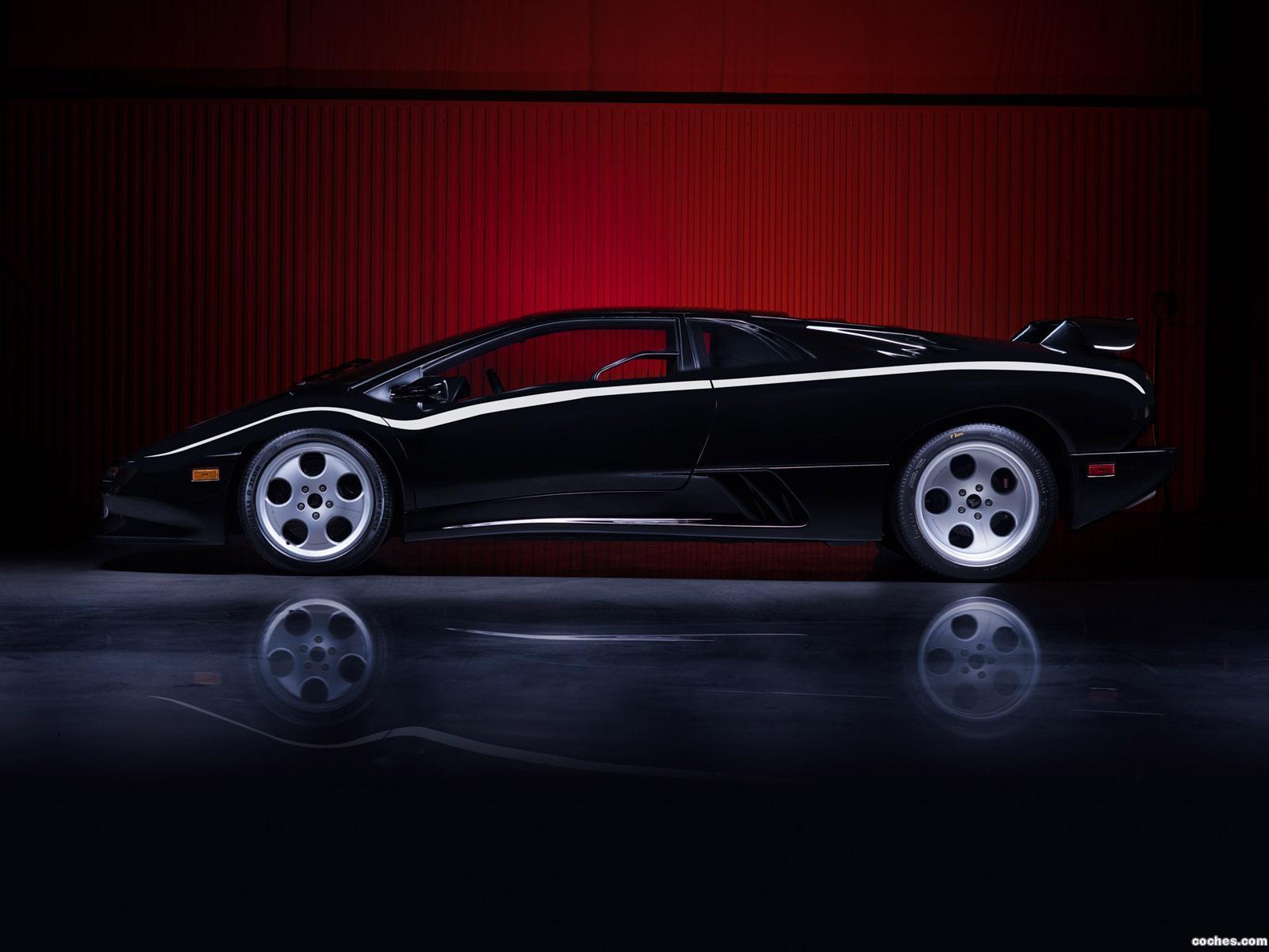Foto 3 de Lamborghini Diablo SE30 USA  1994