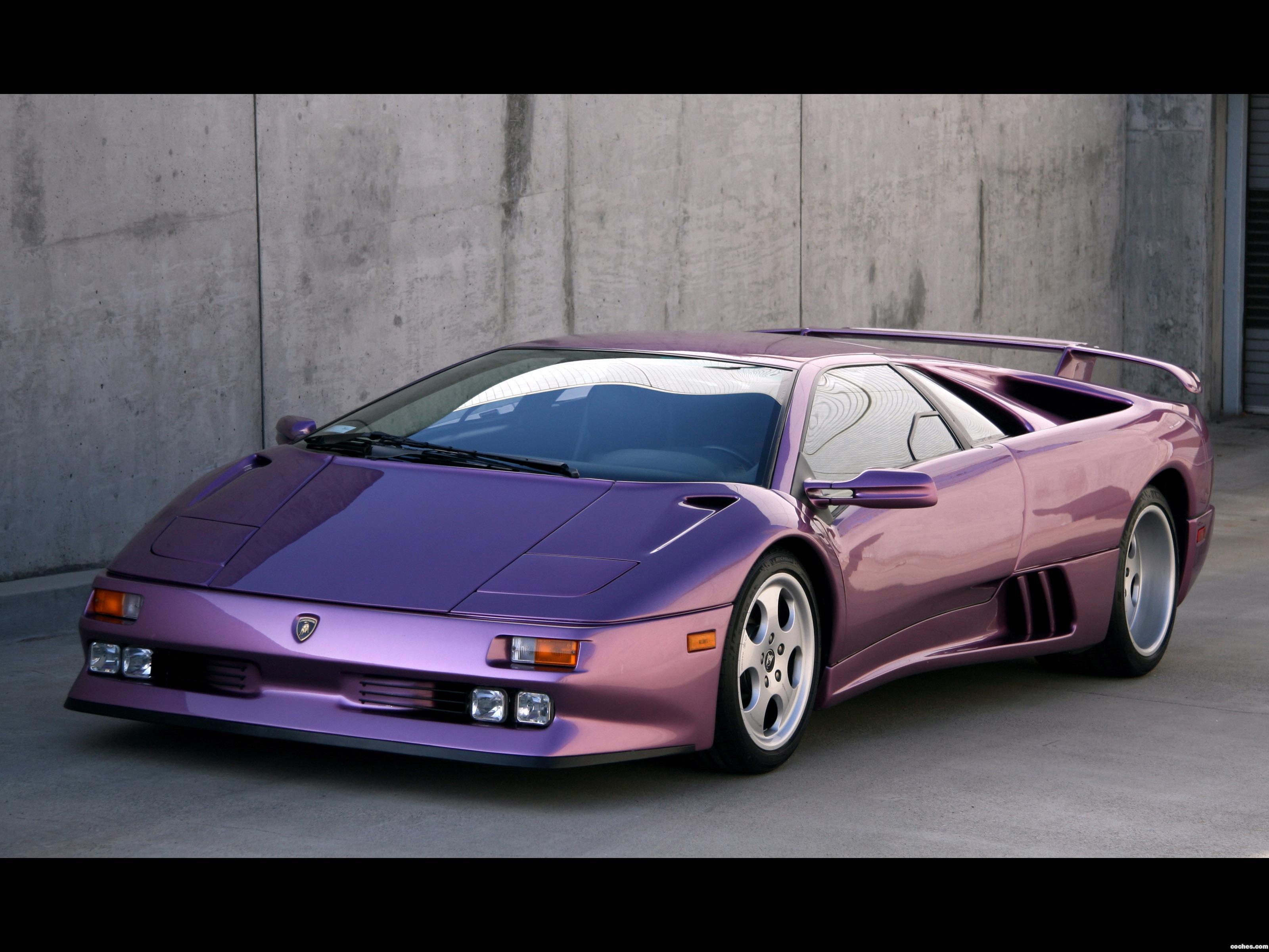 Foto 2 de Lamborghini Diablo SE30 USA  1994