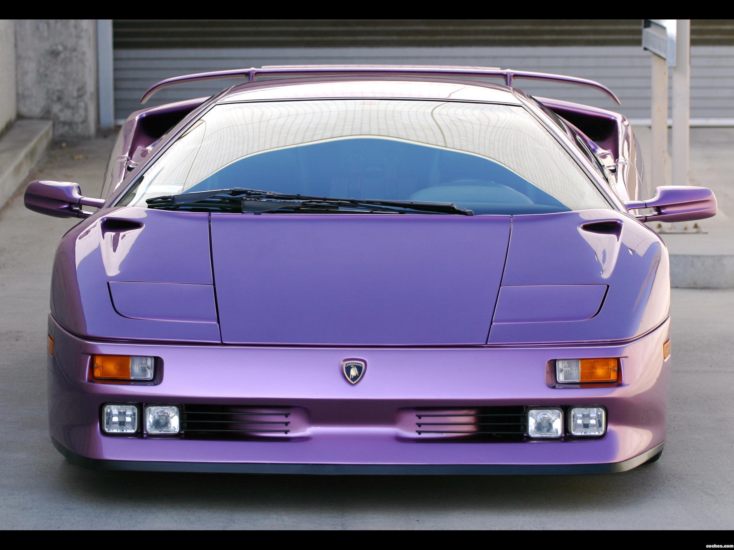 Foto 0 de Lamborghini Diablo SE30 USA  1994