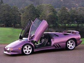 Ver foto 9 de Lamborghini Diablo SE30 USA  1994