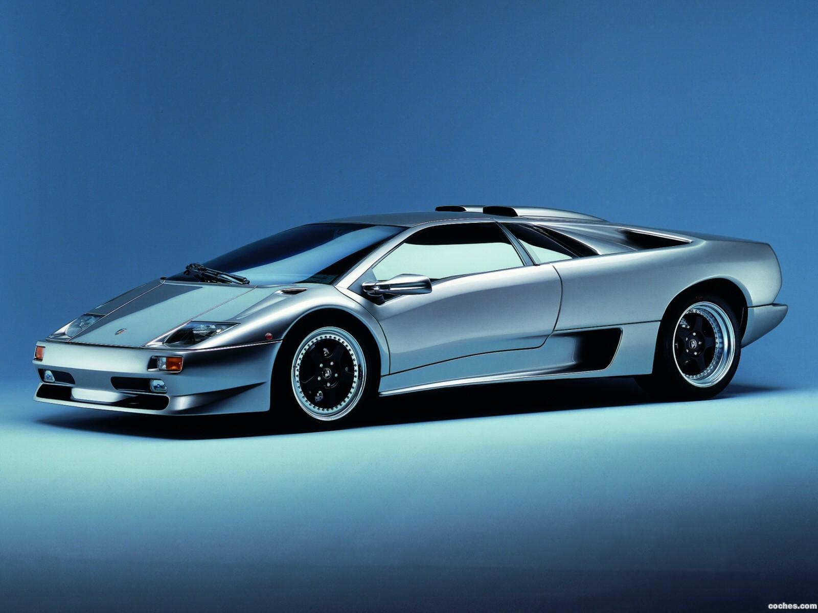 Foto 0 de Lamborghini Diablo SV 1996
