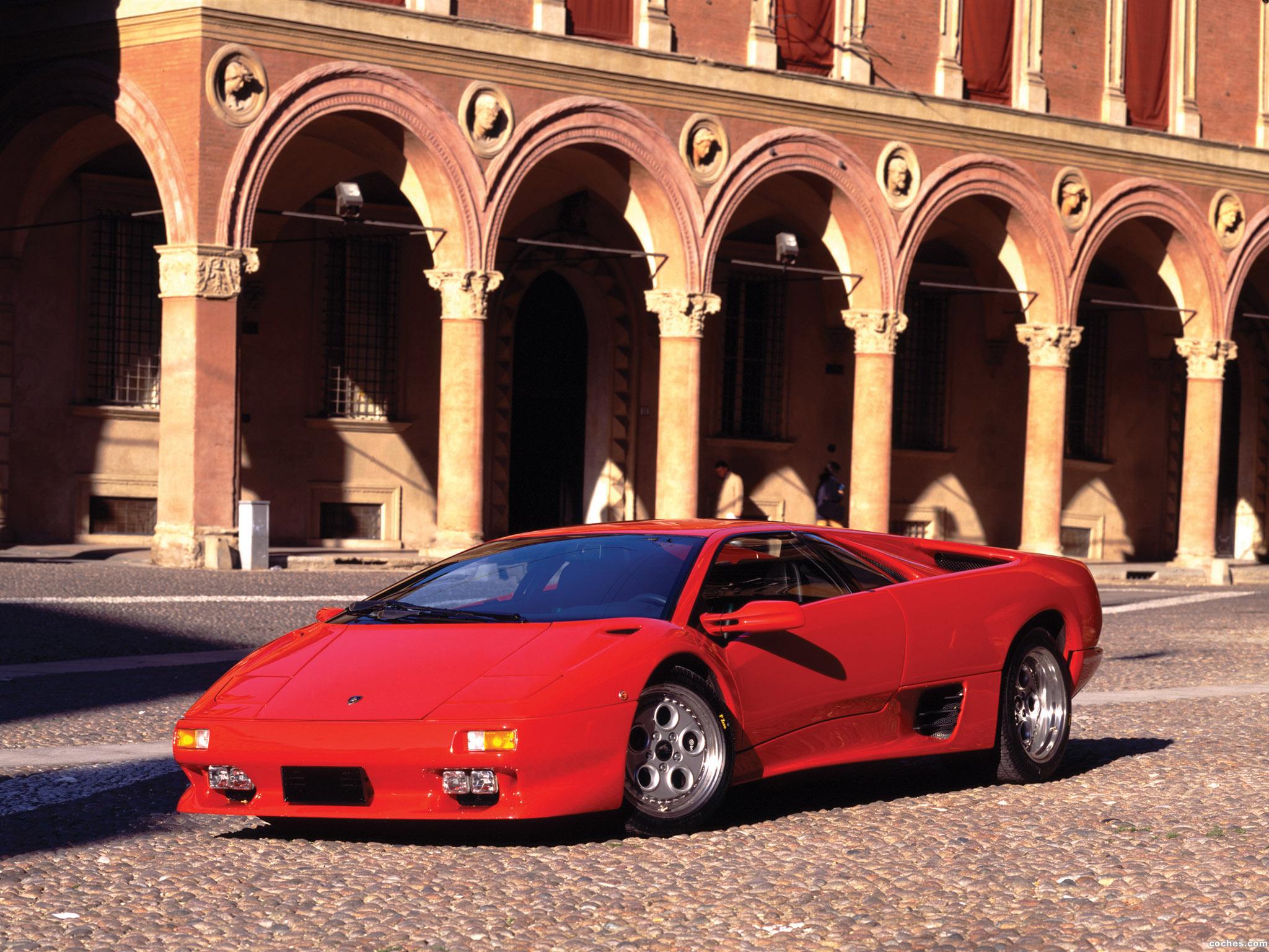 Foto 0 de Lamborghini Diablo VT 1993