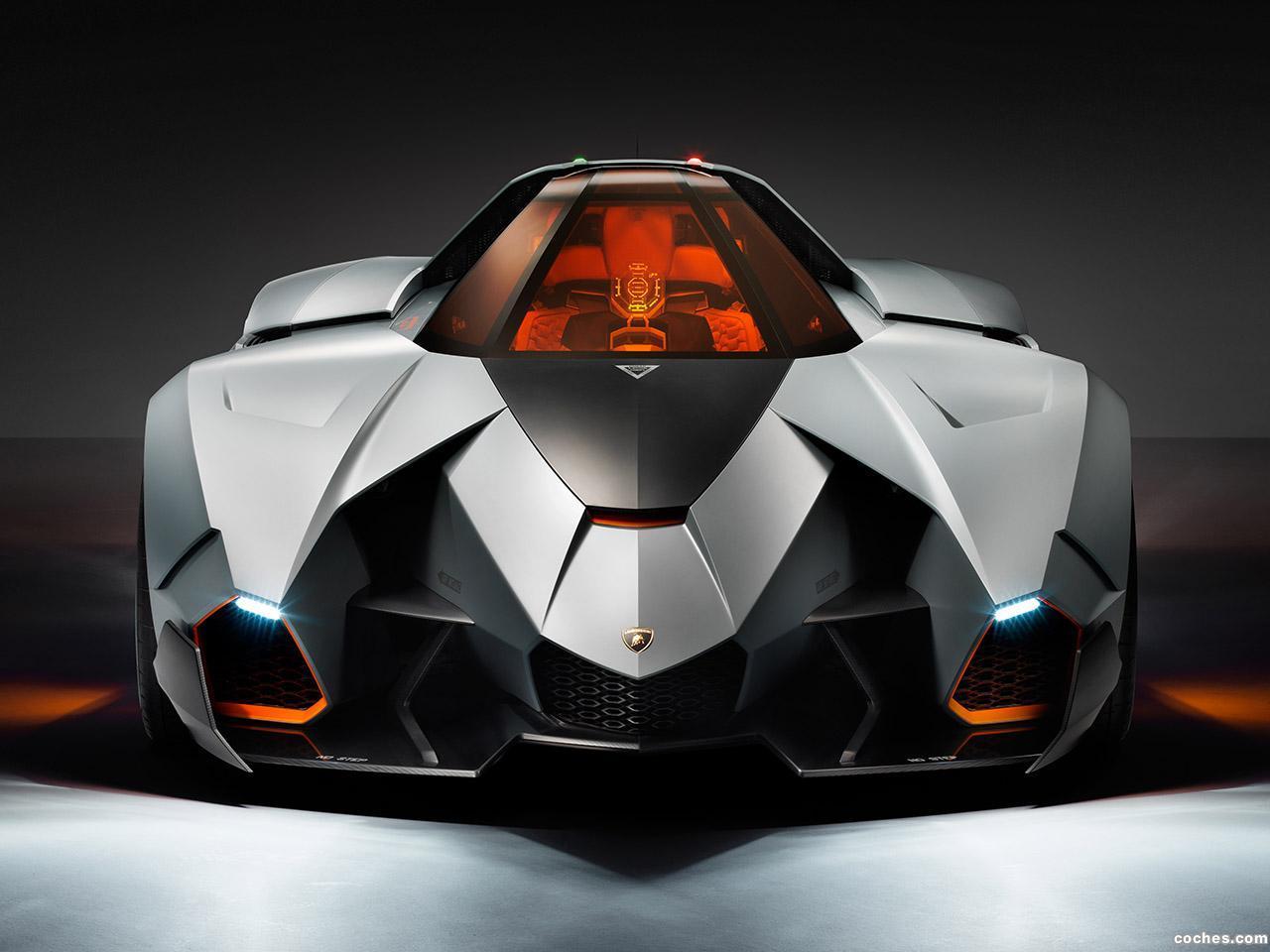 Foto 0 de Lamborghini Egoista Concept 2013