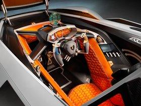 Ver foto 12 de Lamborghini Egoista Concept 2013