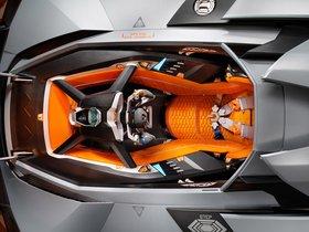 Ver foto 10 de Lamborghini Egoista Concept 2013