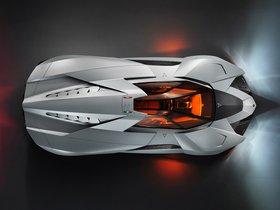 Ver foto 9 de Lamborghini Egoista Concept 2013