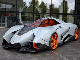 Ver foto 13 de Lamborghini Egoista Concept 2013