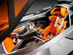 Ver foto 24 de Lamborghini Egoista Concept 2013