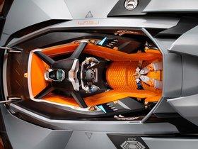 Ver foto 23 de Lamborghini Egoista Concept 2013
