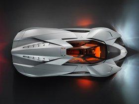 Ver foto 22 de Lamborghini Egoista Concept 2013