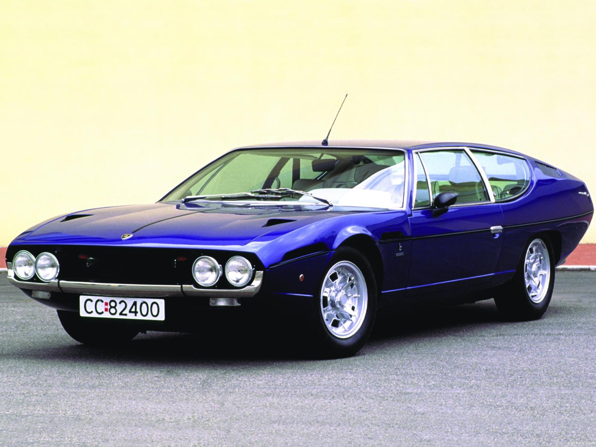 Foto 0 de Lamborghini Espada 1968