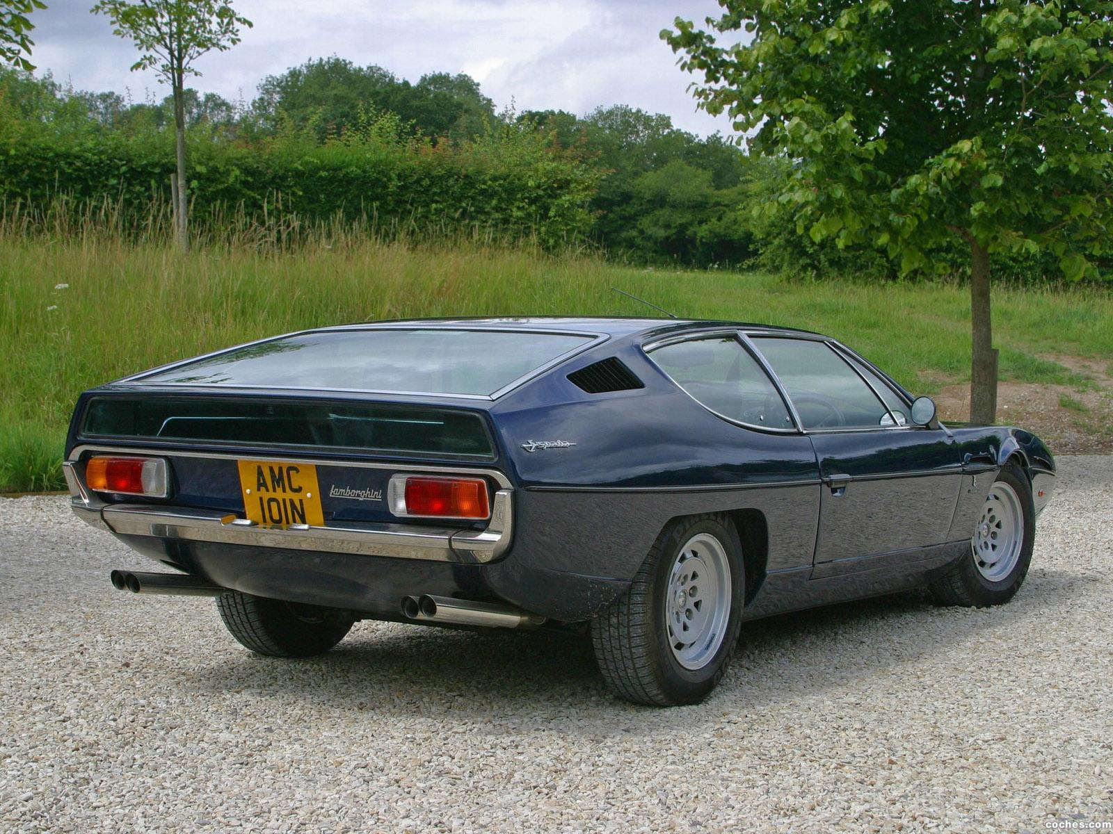 Foto 1 de Lamborghini Espada 400 GTE 1972