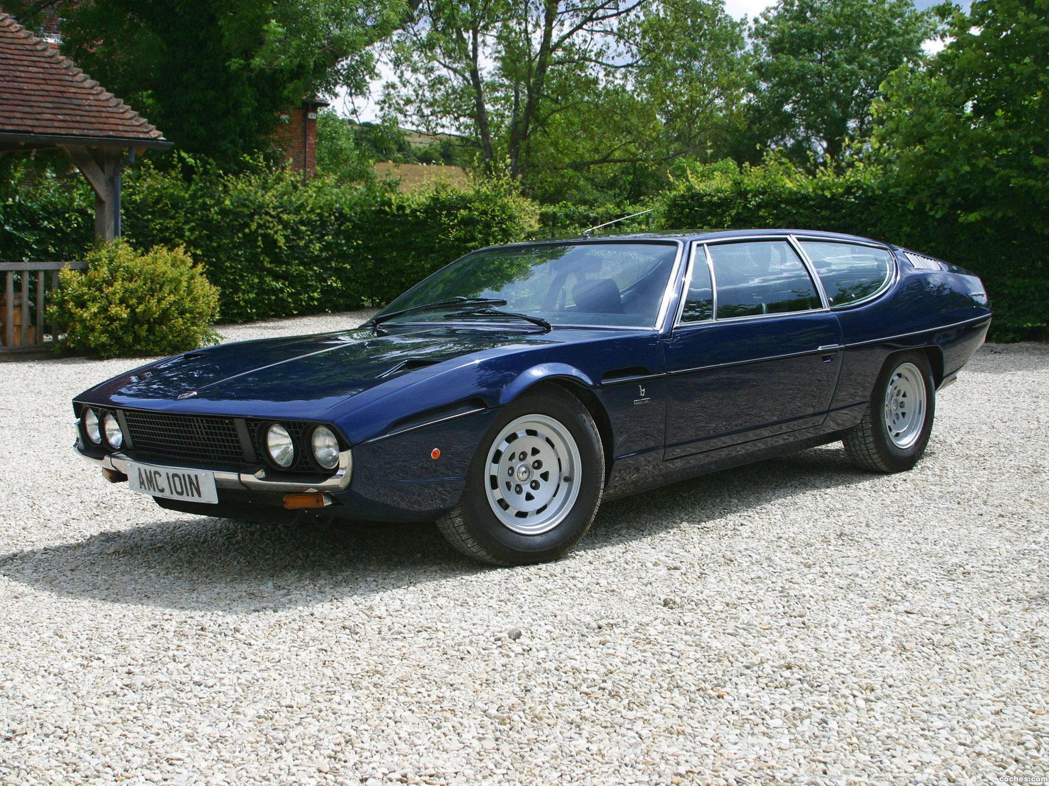 Foto 0 de Lamborghini Espada 400 GTE 1972