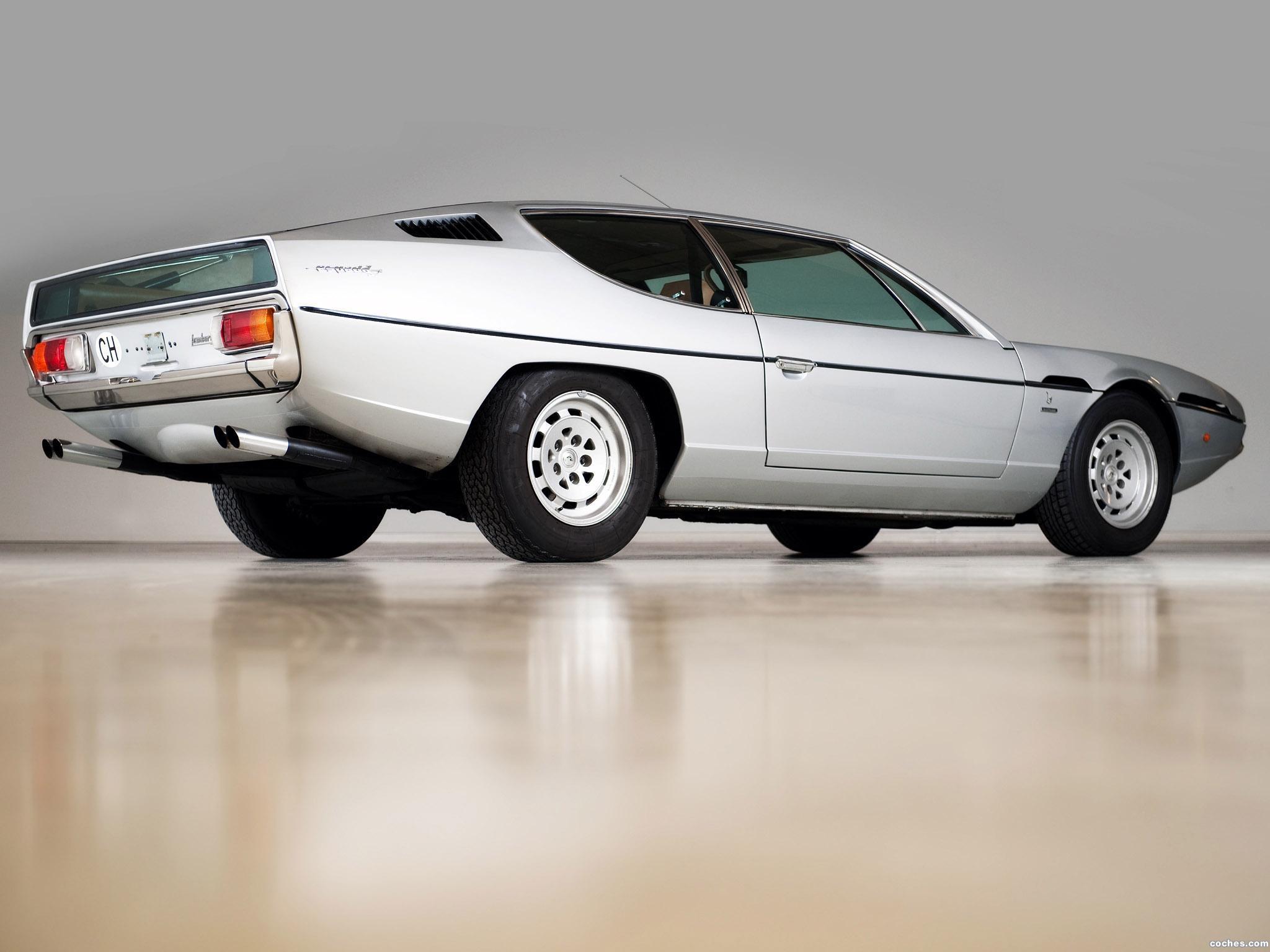 Foto 8 de Lamborghini Espada 400 GTE 1972