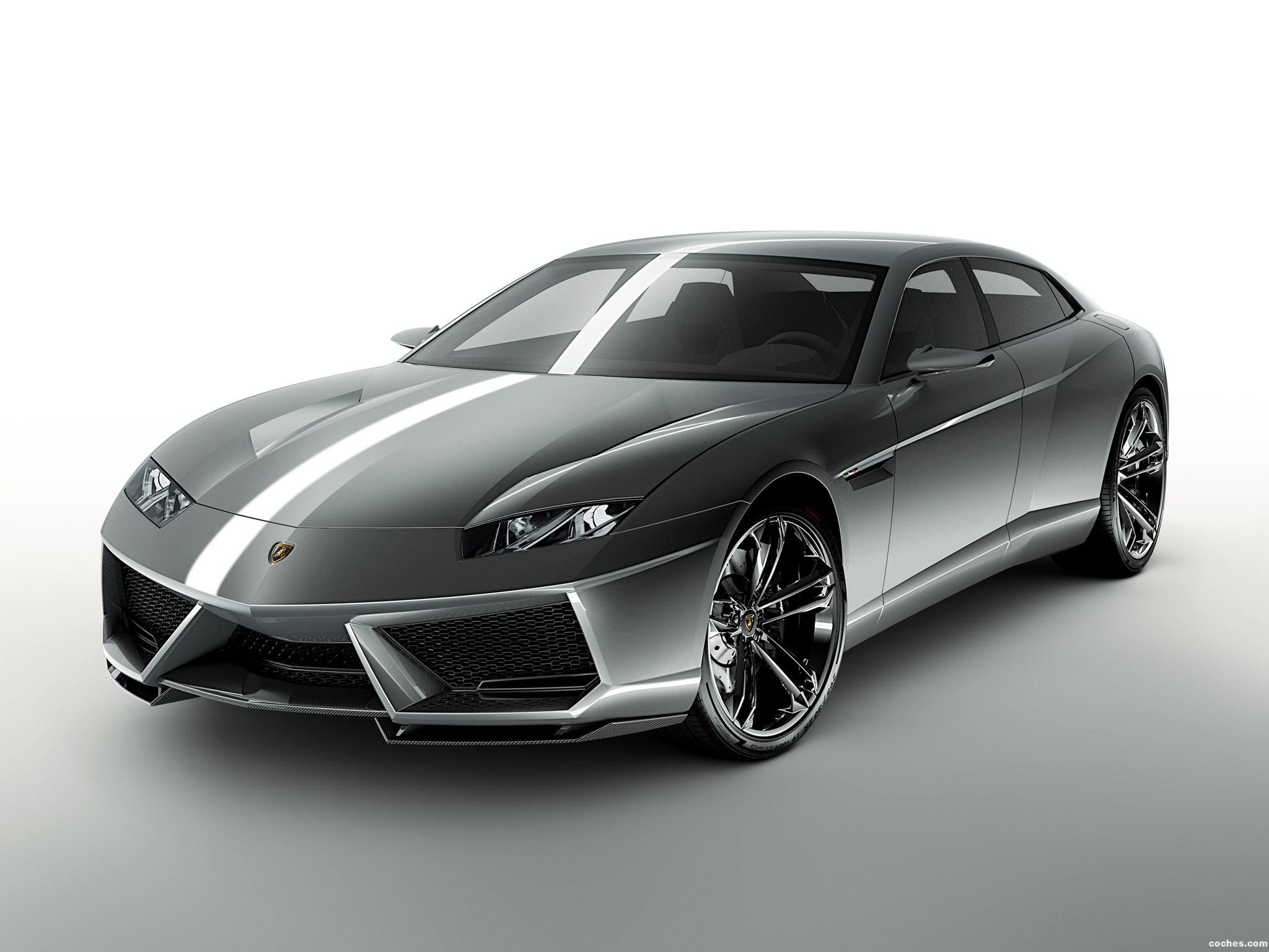 Foto 0 de Lamborghini Estoque Concept 2008