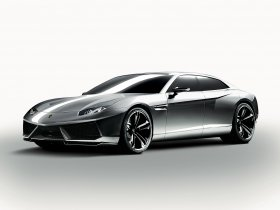 Ver foto 4 de Lamborghini Estoque Concept 2008