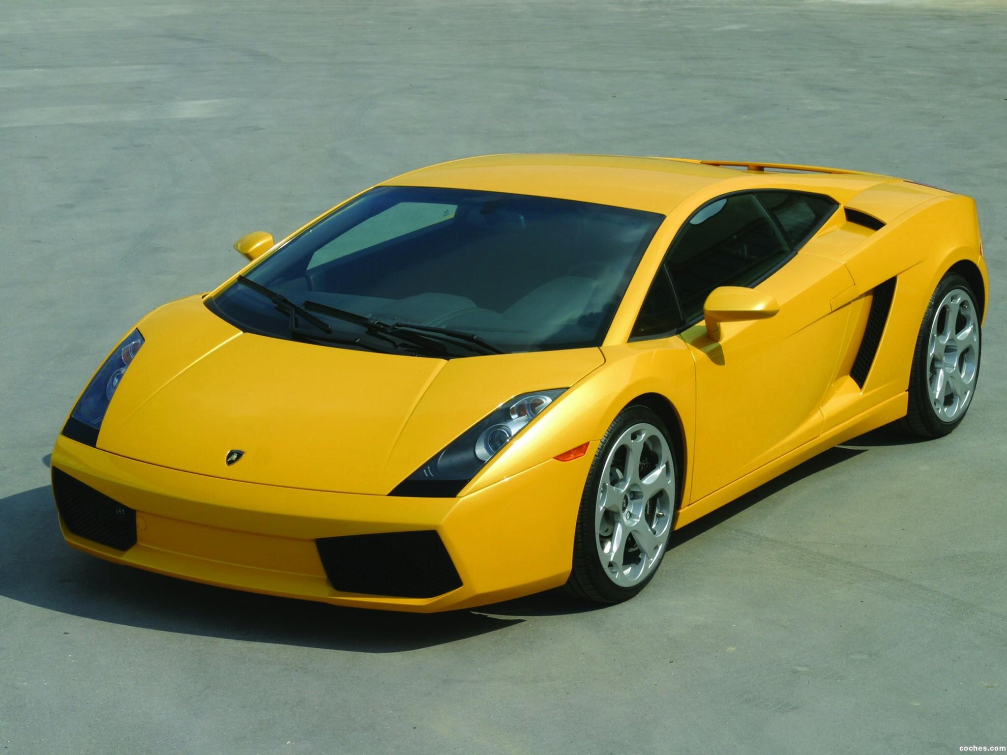 Foto 24 de Lamborghini Gallardo 2003