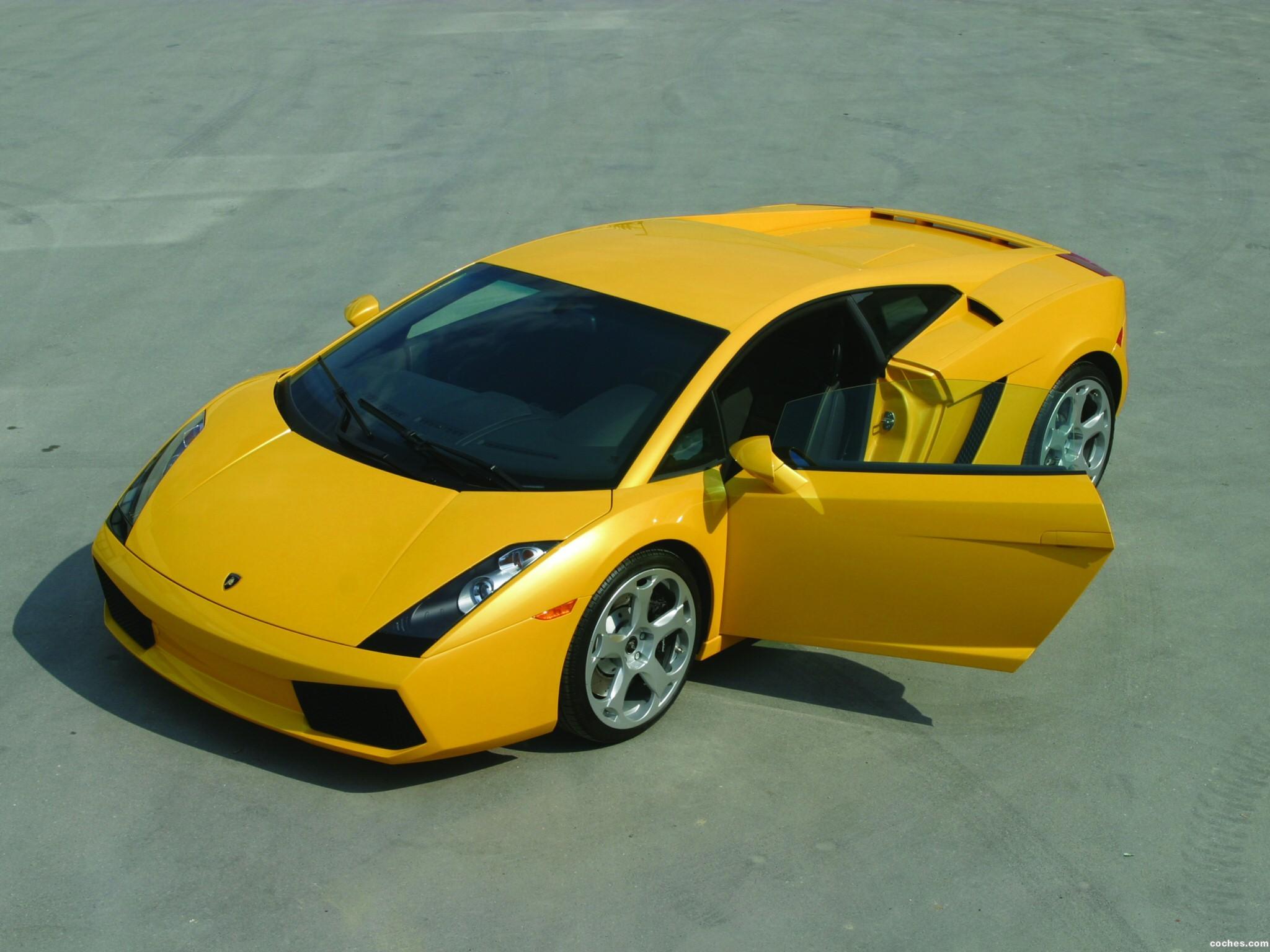 Foto 23 de Lamborghini Gallardo 2003