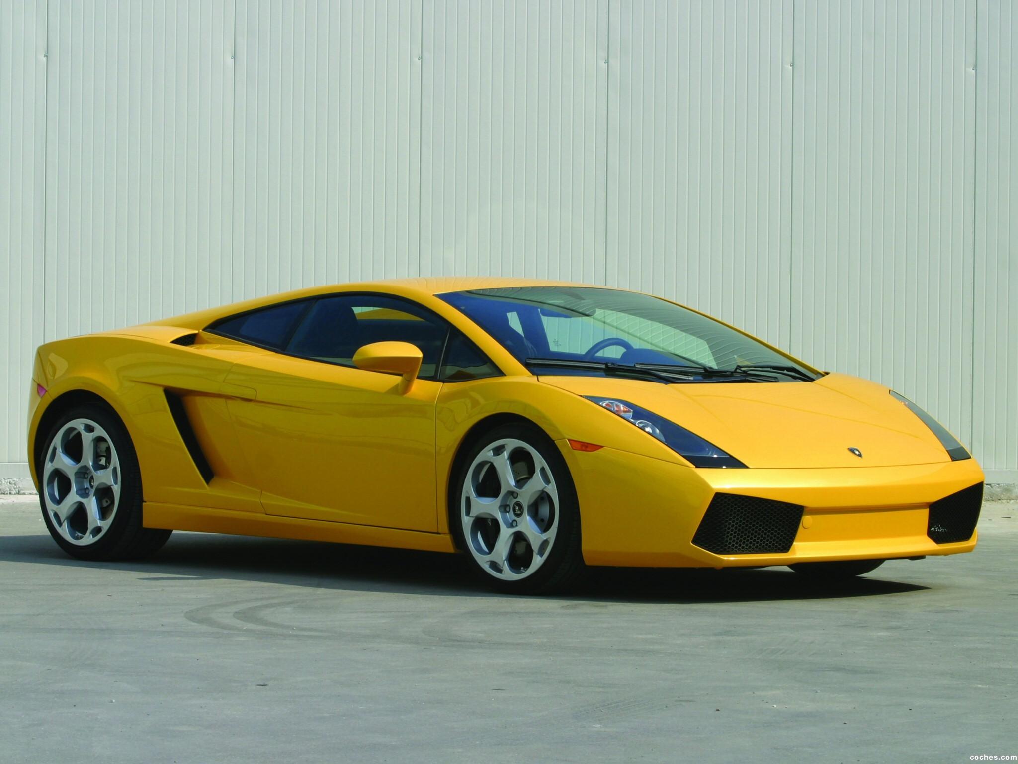 Foto 20 de Lamborghini Gallardo 2003