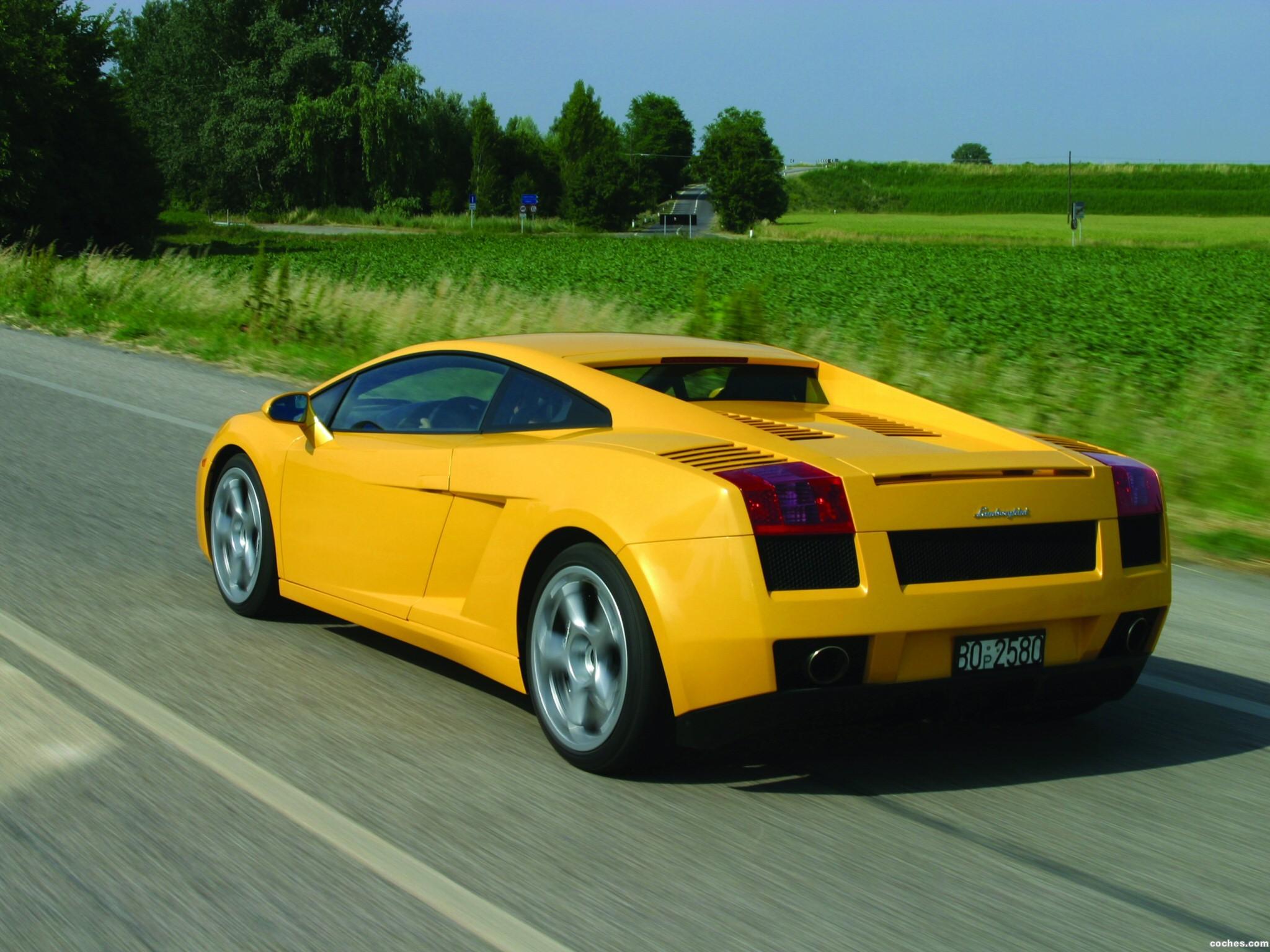 Foto 11 de Lamborghini Gallardo 2003