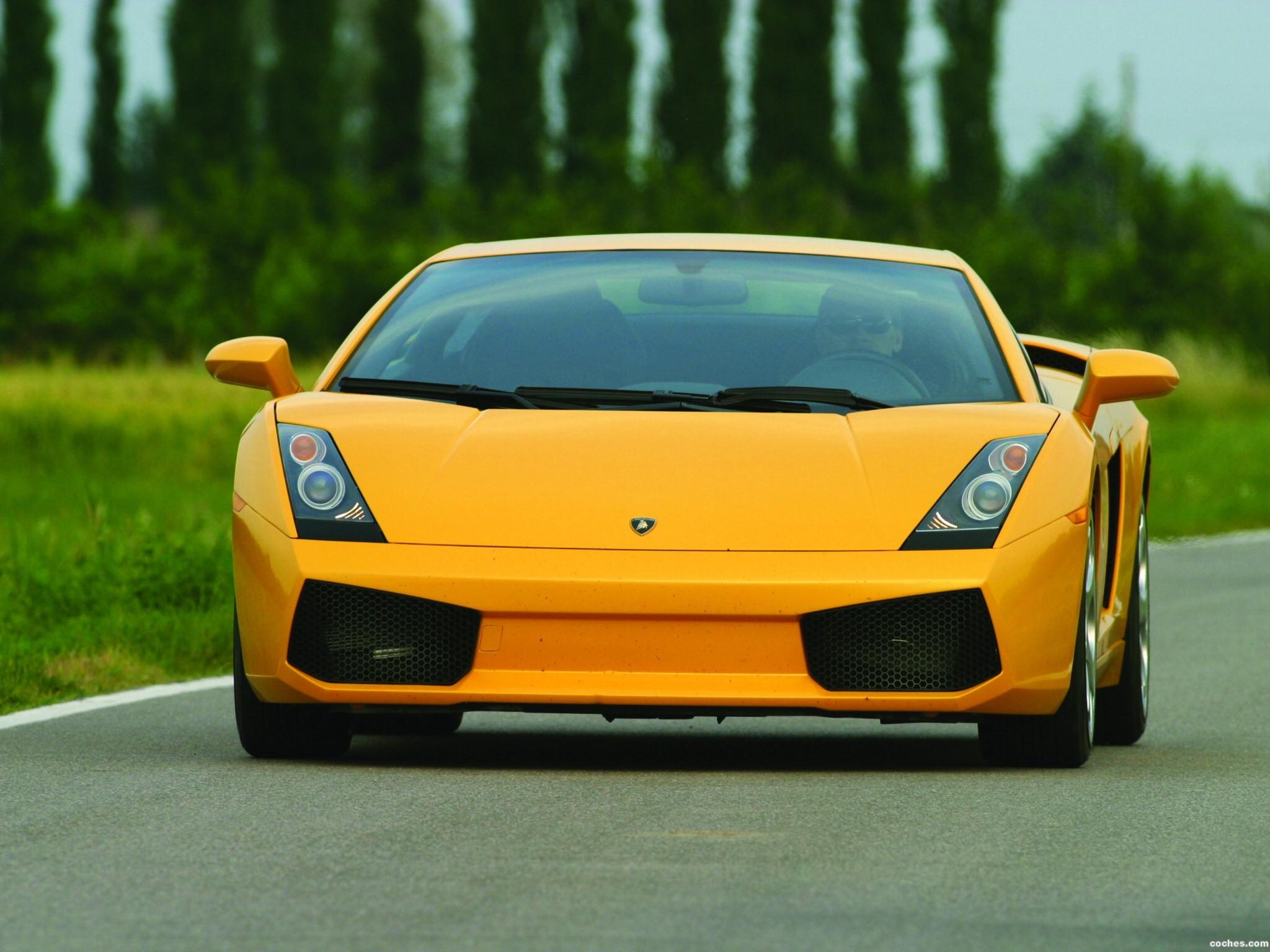 Foto 5 de Lamborghini Gallardo 2003