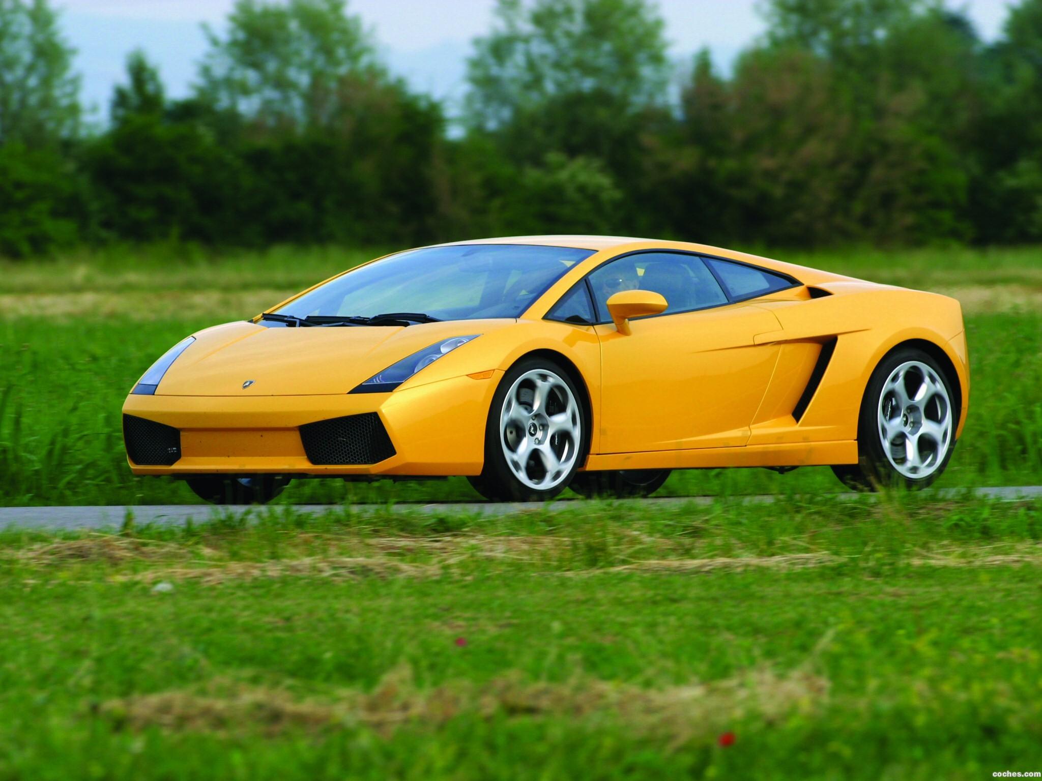 Foto 2 de Lamborghini Gallardo 2003