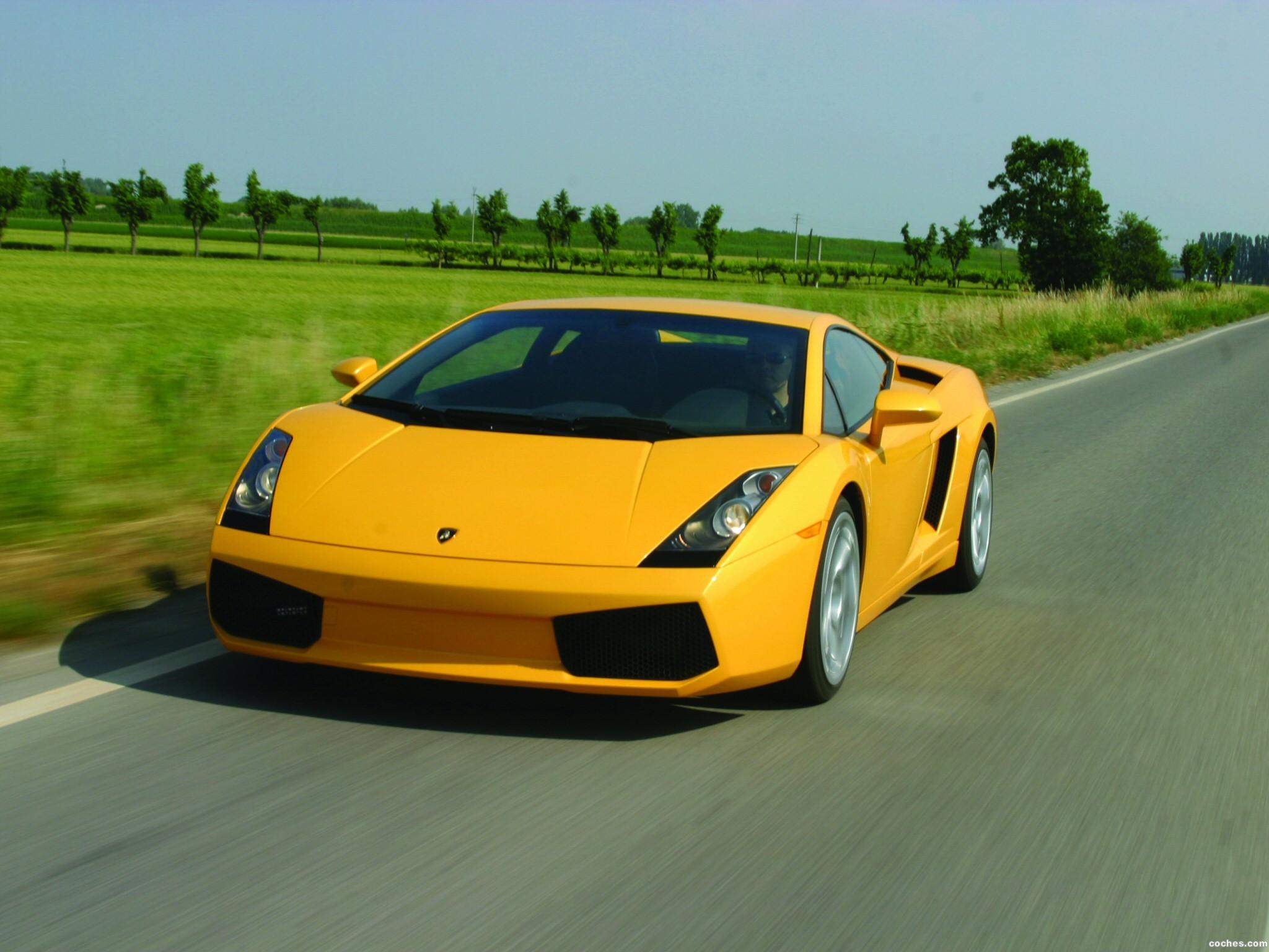 Foto 0 de Lamborghini Gallardo 2003