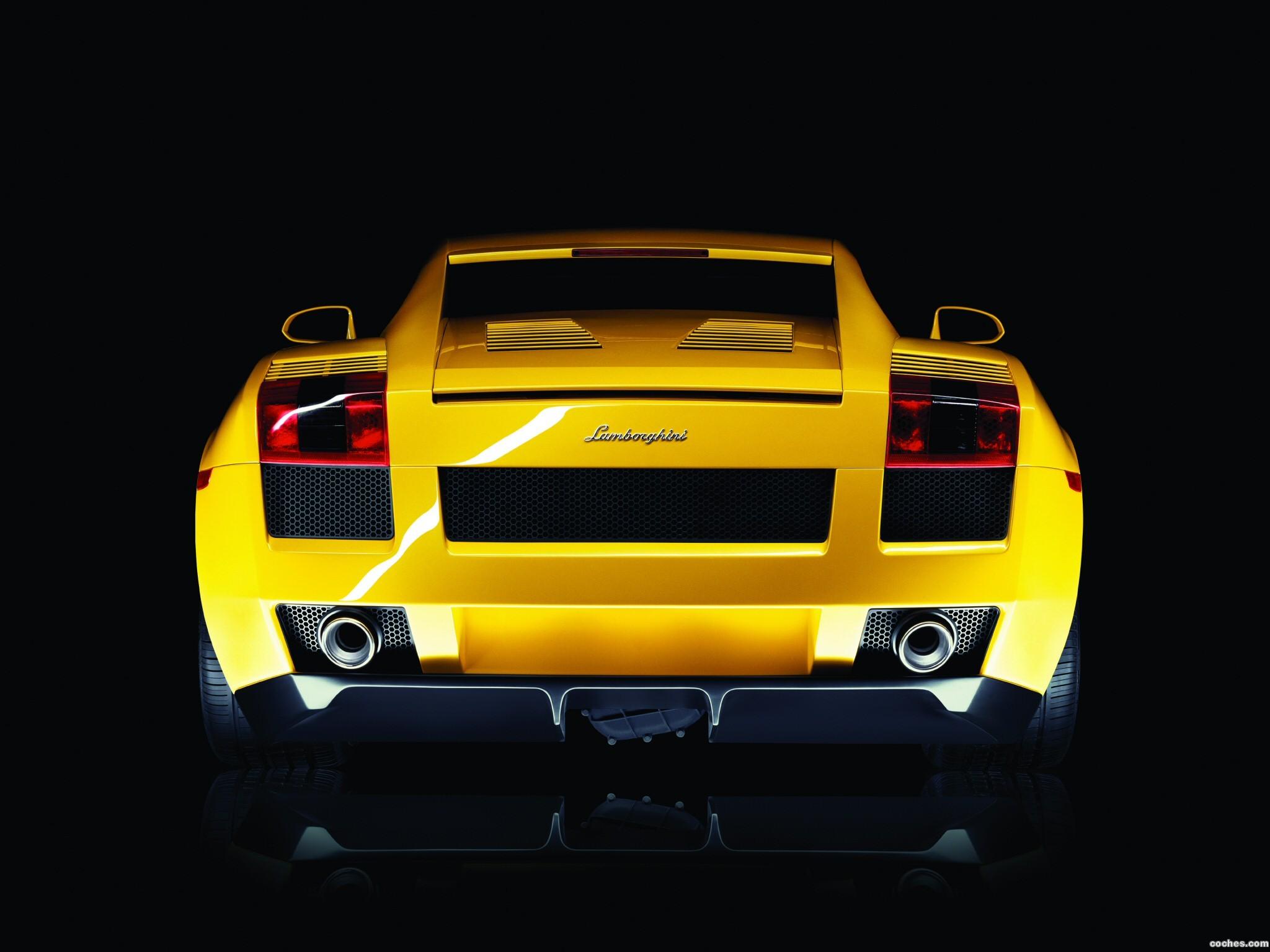 Foto 28 de Lamborghini Gallardo 2003