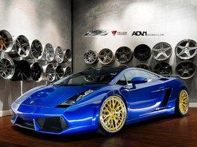 Fotos de Lamborghini Gallardo ADV.1 Wheels 2012