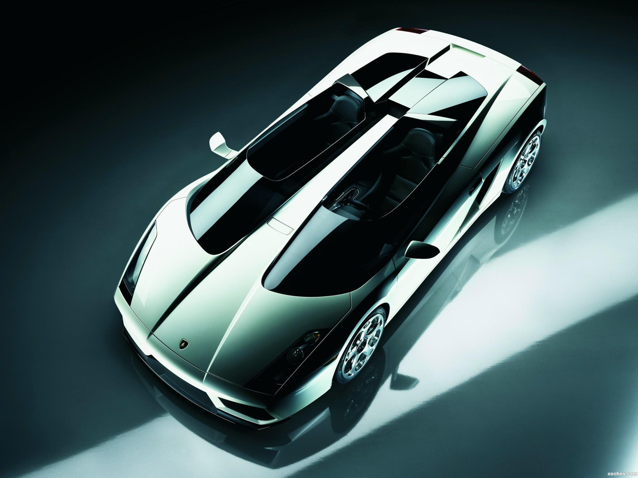 Foto 0 de Lamborghini Gallardo Concept S 2005
