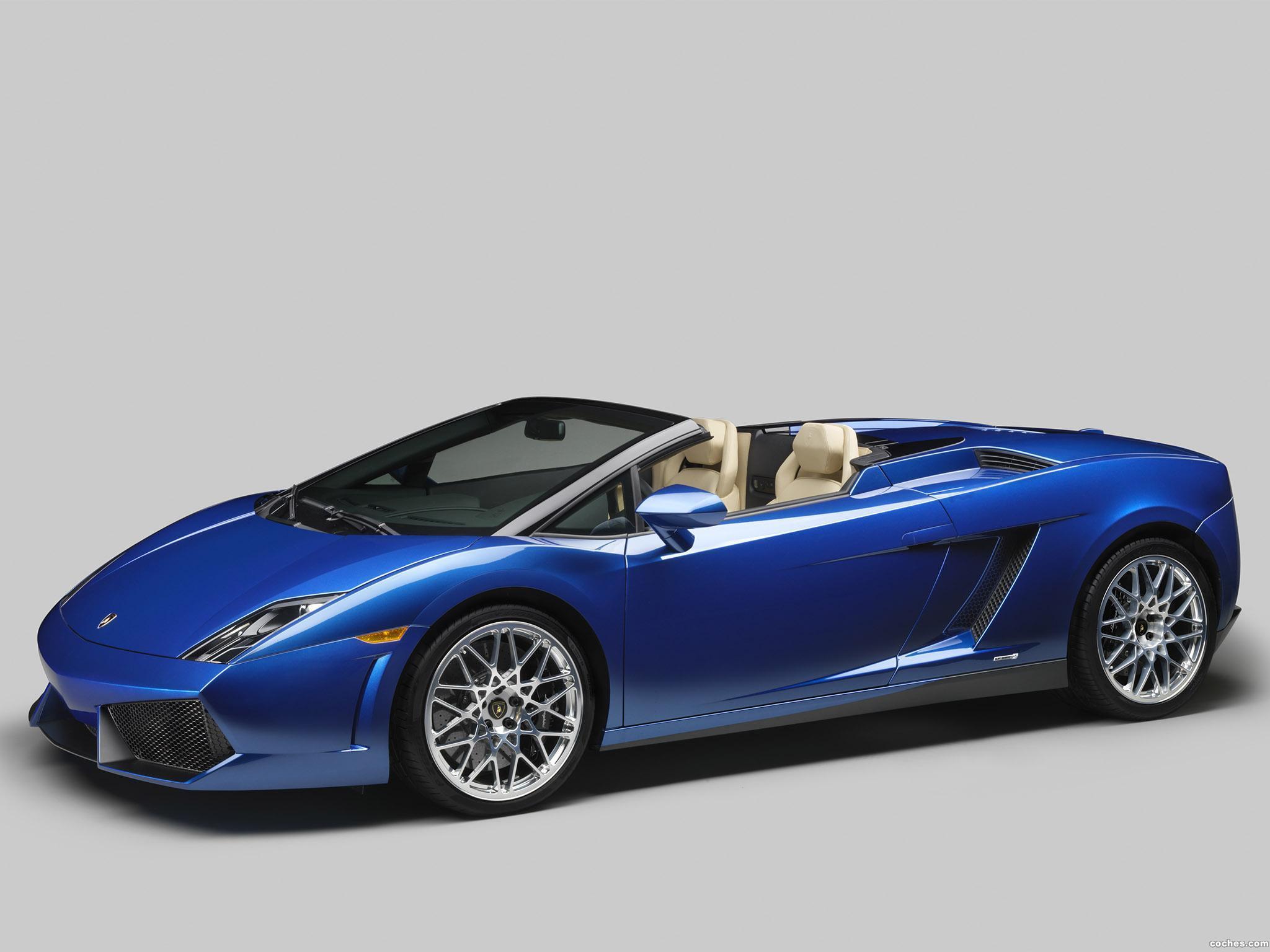 Foto 0 de Lamborghini Gallardo LP 550-2 Spyder 2011