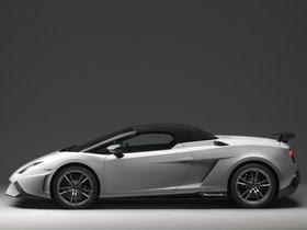 Ver foto 3 de Lamborghini Gallardo LP 570-4 Spyder Performante 2010