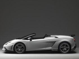 Ver foto 2 de Lamborghini Gallardo LP 570-4 Spyder Performante 2010