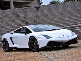 Fotos de Lamborghini Gallardo LP550-2 MLE 2012