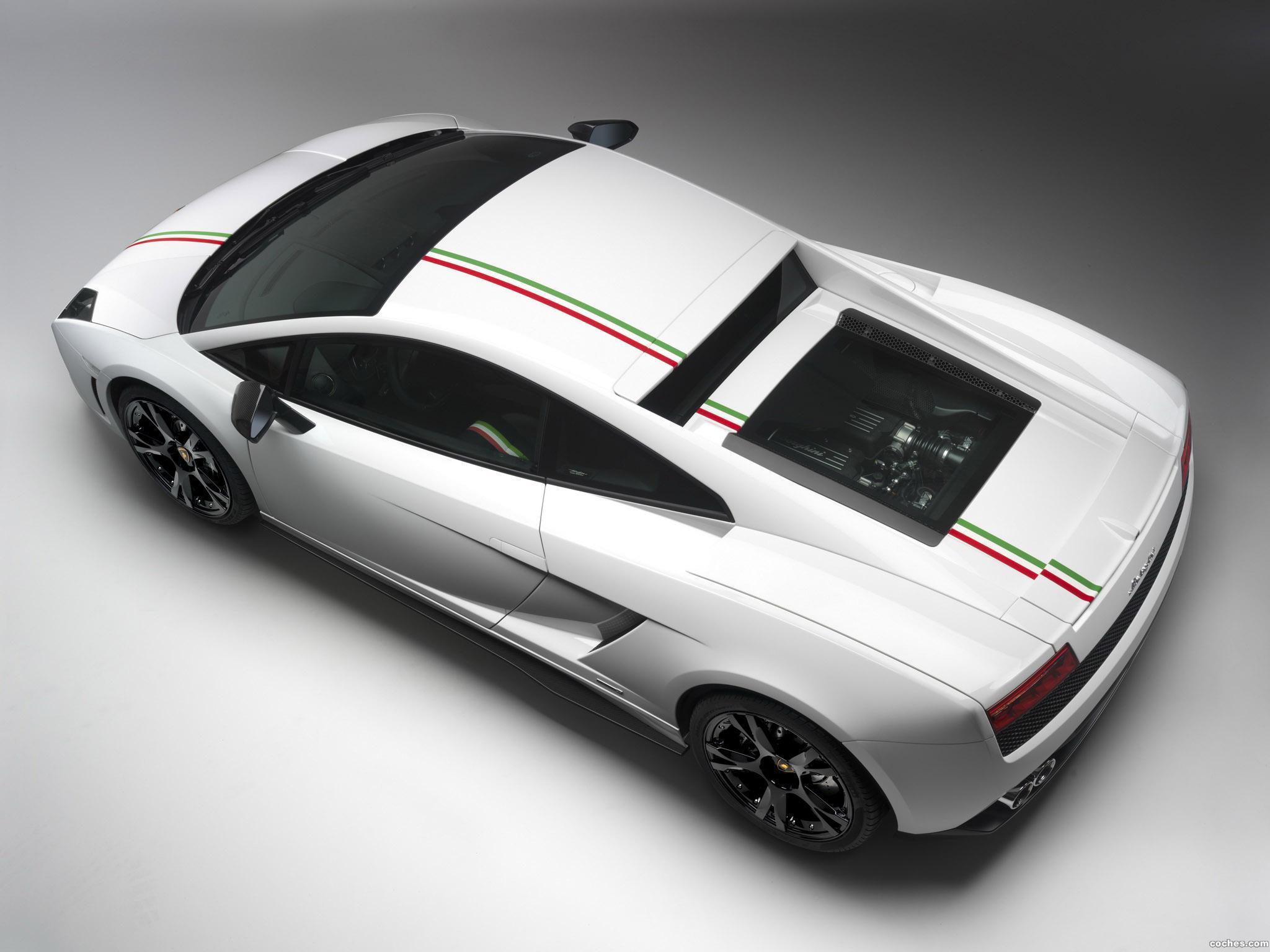 Foto 4 de Lamborghini Gallardo LP550-2 Tricolore 2011