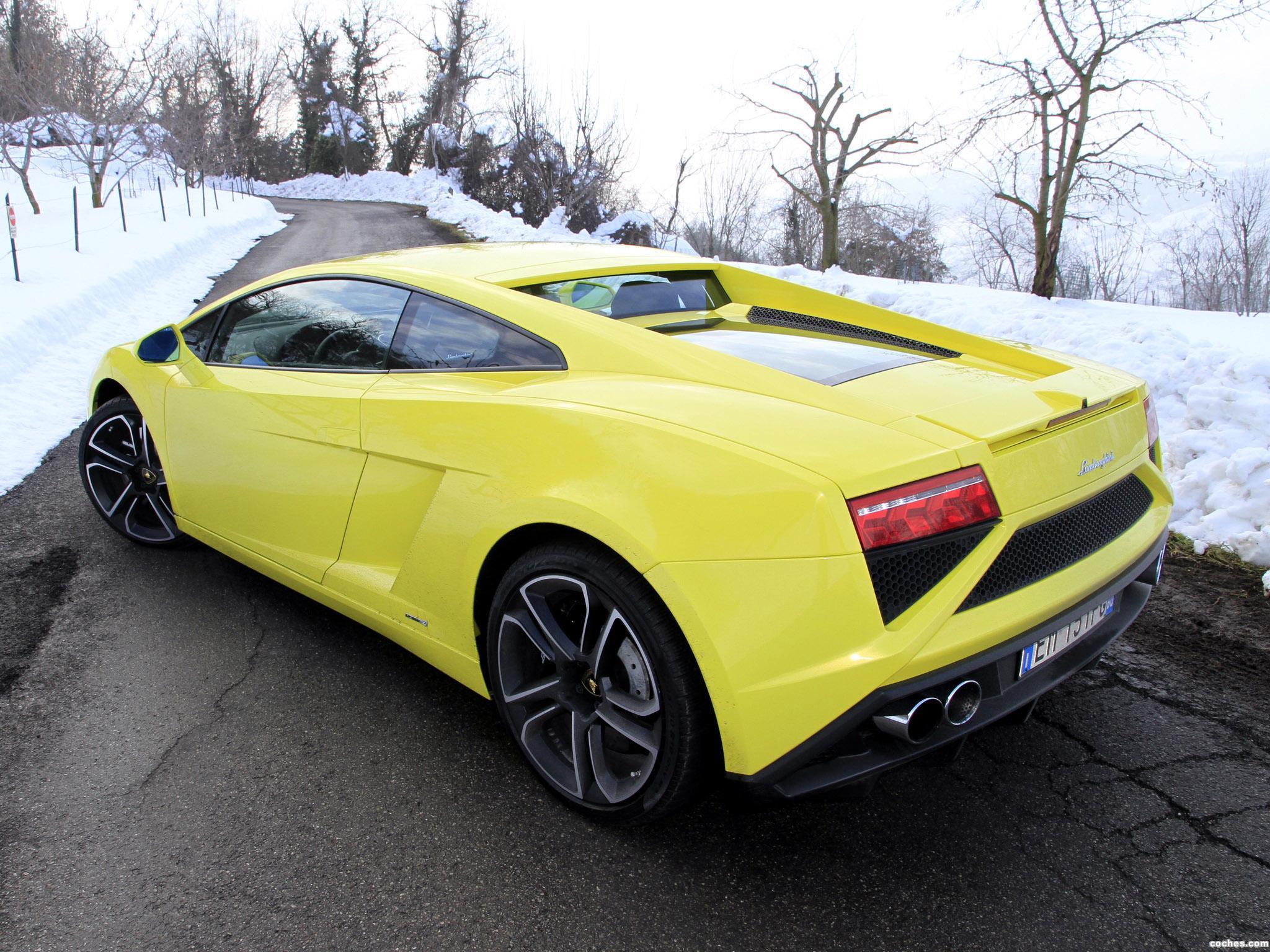 Foto 3 de Lamborghini Gallardo LP560-4 2013