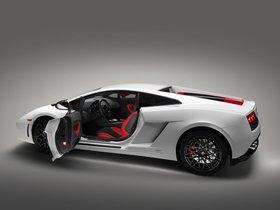 Ver foto 3 de Lamborghini Gallardo LP560-4 Bianco Rosso 2012