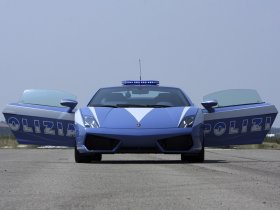Ver foto 5 de Lamborghini Gallardo LP560-4 Polizia 2008