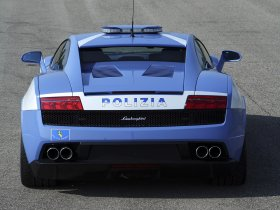 Ver foto 4 de Lamborghini Gallardo LP560-4 Polizia 2008