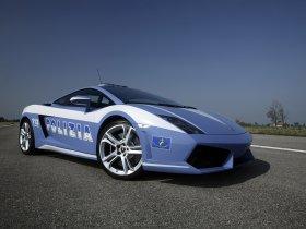Fotos de Lamborghini Gallardo LP560-4 Polizia 2008