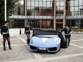 Ver foto 13 de Lamborghini Gallardo LP560-4 Polizia 2008