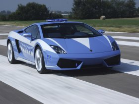 Ver foto 8 de Lamborghini Gallardo LP560-4 Polizia 2008