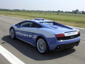 Ver foto 7 de Lamborghini Gallardo LP560-4 Polizia 2008