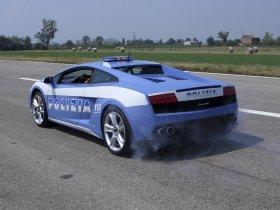 Ver foto 6 de Lamborghini Gallardo LP560-4 Polizia 2008