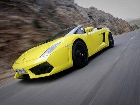 Ver foto 30 de Lamborghini Gallardo LP560-4 Spyder 2009