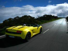 Ver foto 23 de Lamborghini Gallardo LP560-4 Spyder 2009
