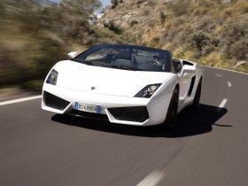 Ver foto 14 de Lamborghini Gallardo LP560-4 Spyder 2009