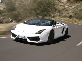 Ver foto 12 de Lamborghini Gallardo LP560-4 Spyder 2009